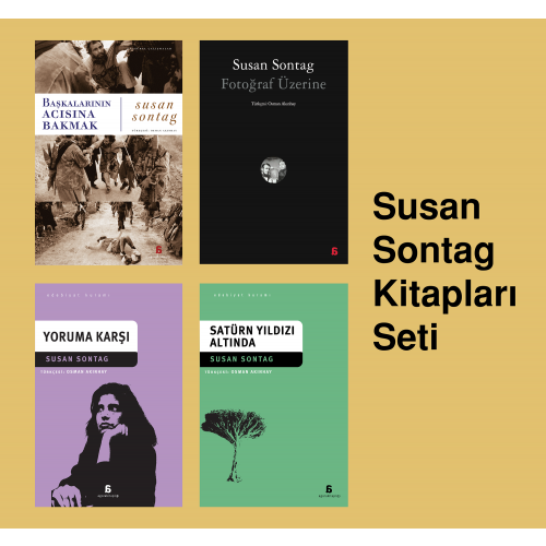 Susan Sontag Kitapları