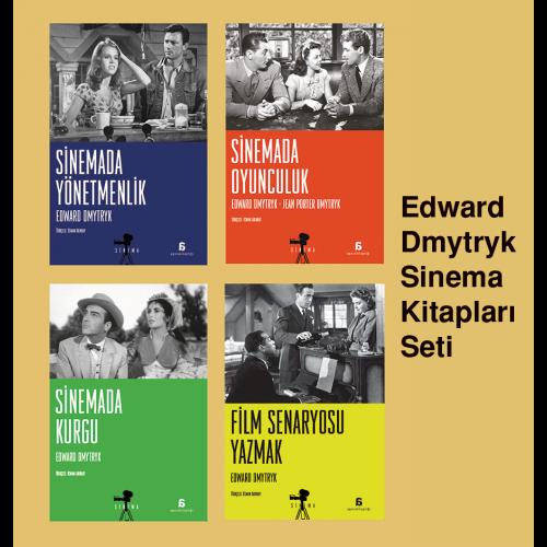 Edward Dmytryk Kitapları Seti