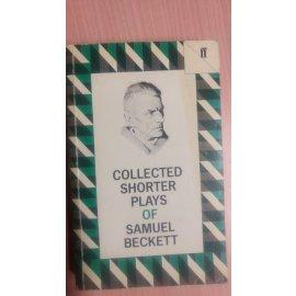 Collected Shorter Plays of Samuel Beckett
