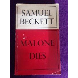 Malone Dies