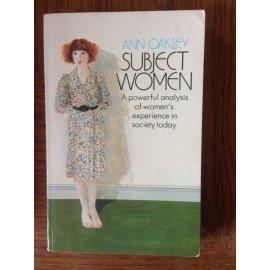 Subject Woman