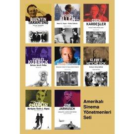 Amerikalı Sinema Yönetmenleri (Toplam 8 kitap)