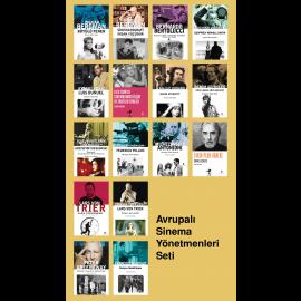 Avrupalı Sinema Yönetmenleri (Toplam 16 kitap)