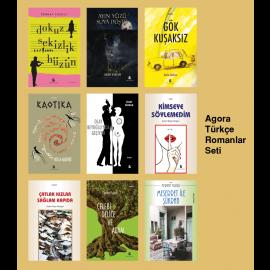 Agora Türkçe Romanlar Seti