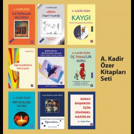 A. Kadir Özer Kitapları Seti