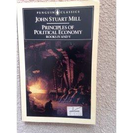 Principles of Political Economy, Books IV and V