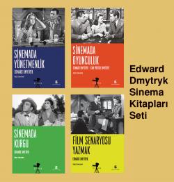 Edward Dmytryk Sinema Kitapları Seti